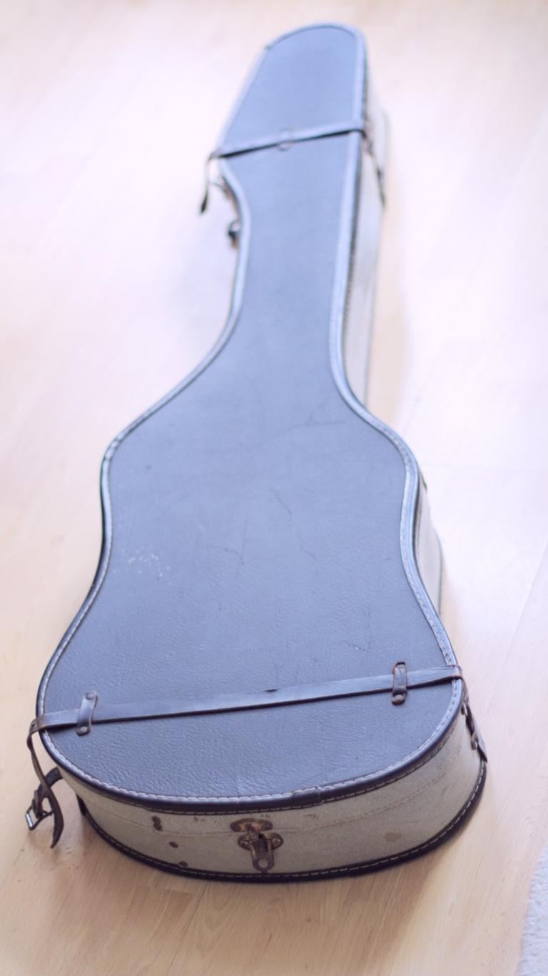 Framus guitar case
