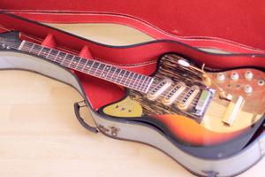 Framus Golden Strato de Luxe vintage guitar